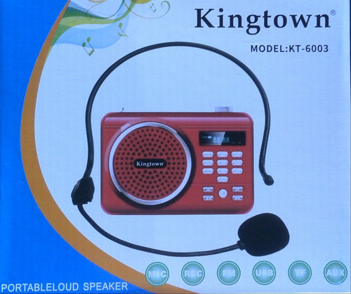 reproductor usb sd mp3 wma radio fm auto scan recargable