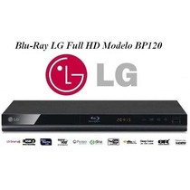 Reproductor Blu Ray Lg Bp120 Hd 1080p Cable Hdmi Usb Tienda
