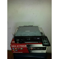 Reproductor Pioneer Deh-x1750ub Original