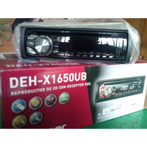 Radio Pioneer Modelo Deh-x1650ub