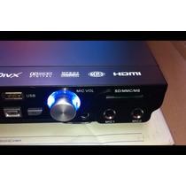 Reproductor Isonic Dvd Con Hdmi Modelo 1080p De Dvd Y Div