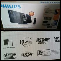 Philips Sistema De Audio Ipod 3era Generation