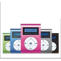 Mp3- Mp4, Mini Ipod Shuflle