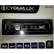 Reproductor Cyberlux Cd,mp3, Usb, Sd, Control, Digital