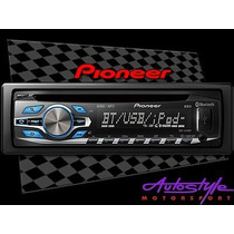 Radio Cd`s Mp3 Bluetooth Pioneer Deh-4450bt Original