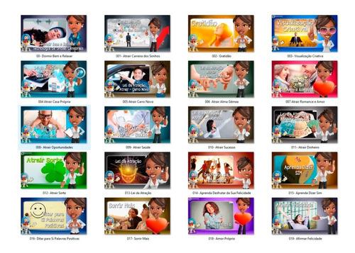 reprogramação mental mp3 +de 230 temas escolha 7 áudios