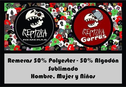 reptilia remeras rock alabama shakes (código 03)