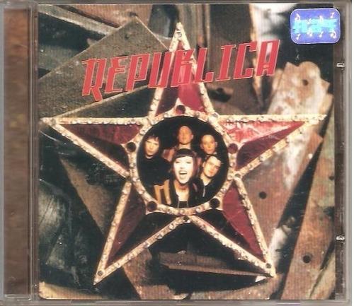 republica 1996 cd rock pop