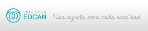repuesto agenda 2018 edcan n7 semanal r703 bl