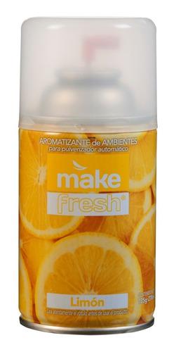 repuesto aromatizador fragancia aerosol make fresh