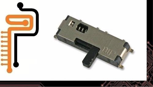 repuesto boton de encendido switch power nintendo ds lite
