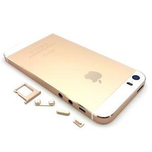 8ff7abbda94 Repuesto Carcasa iPhone 5s Greg / Gold / White Original - $ 2.000,00 ...