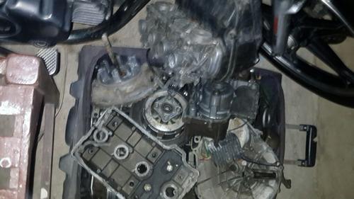 repuesto cbr 250 honda año 94 al 99 partes de motor carenado