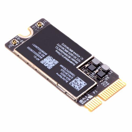 repuesto celular pieza mac para air wi-fi bluetooth modulo