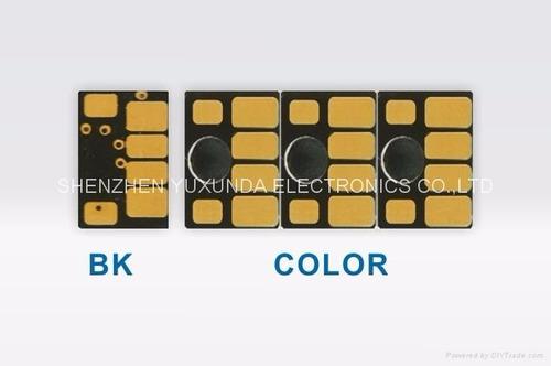 repuesto chip continuo hp designjet 10 20 50 120 800