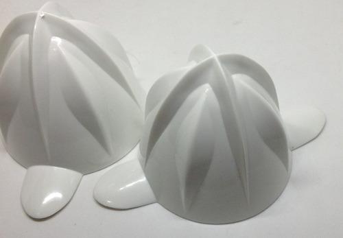 repuesto cono para  exprimidor imusa- samurai color blanco