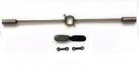 repuesto de barra de elice para helicóptero syma s107g 3