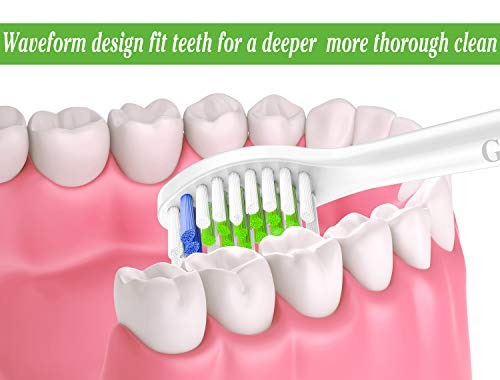 repuesto de cabezales cepillo dientes guhiwuk