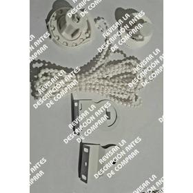 Repuesto De Cortinas Roller 28mm, Extra Duracion