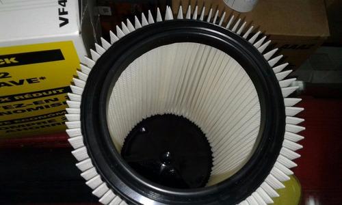 repuesto de filtro para aspiradora marca ridgid