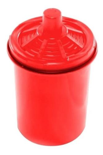 repuesto de jarra purificadora de agua dvigi rojo 6 cuotas