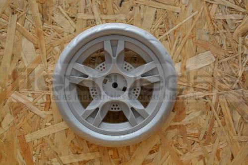 repuesto de ruedas para carro de compras kit de 2 unidades