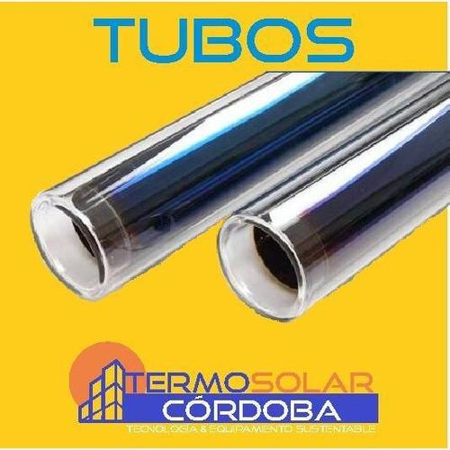 repuesto de tubo de vacio termotanque solar