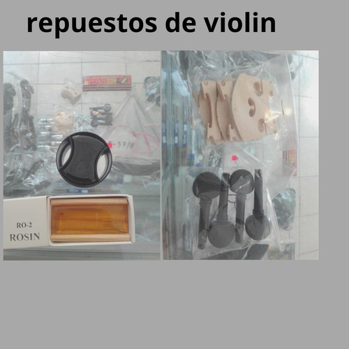 repuesto de violin