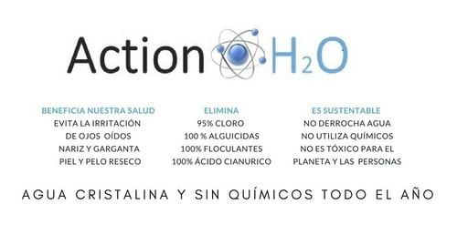repuesto electrodo ionizador action h2o 100 m3