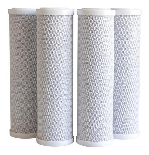 repuesto filtro carbon activado universal med. 2.5 x 10