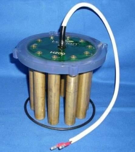 repuesto hidrion h100 ionizador barras cobre celdas envios