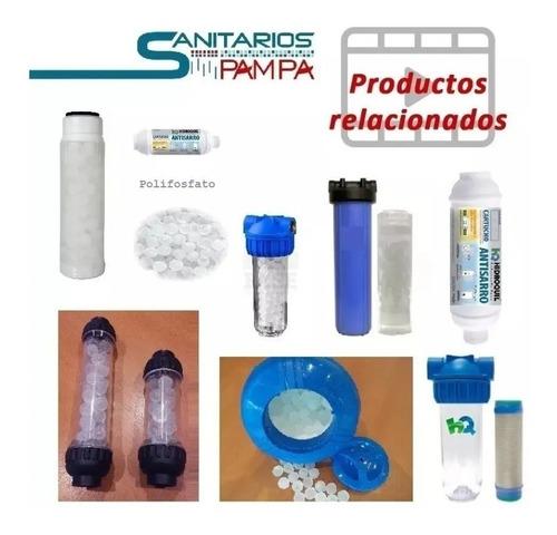 repuesto hidroquil sal polifosfato filtro sarro