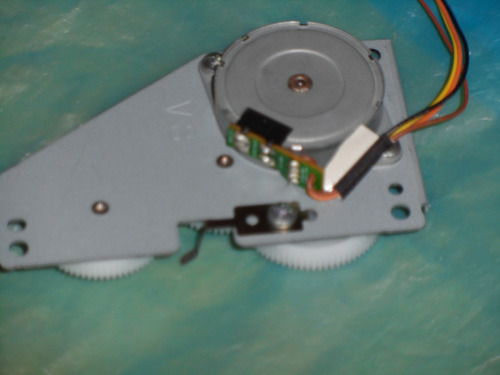 repuesto impresora canon mp160 motor desplasamiento scaner