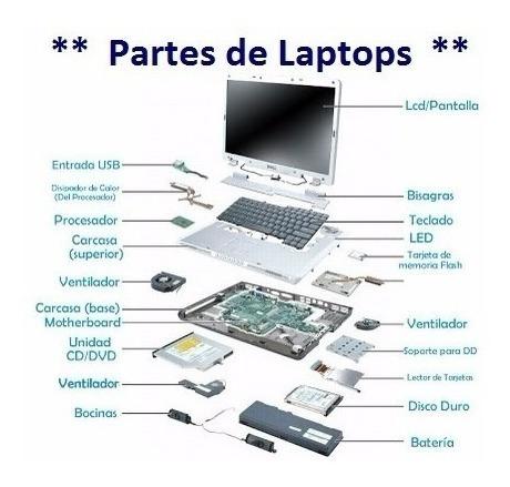 repuesto laptop hp compaq nx6120 partes - leer todo az-pc