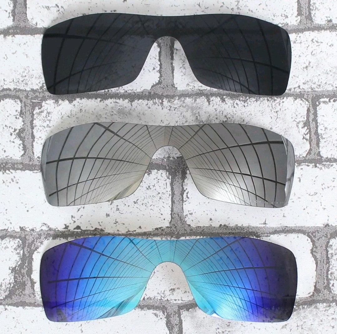 Repuesto Lunas Para Oakley   Ray Ban Lentes De Sol Espejados - S ... 99d369c941