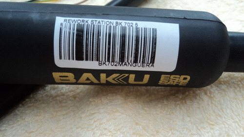repuesto manguera aire caliente baku 702 celular pc bga esd