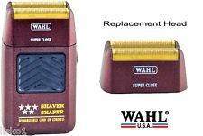 repuesto maquina afeitar wahl shaver 5 star dorado original