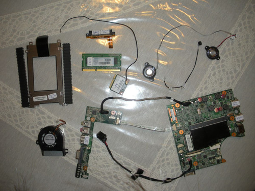 repuesto netbook bgh + (mod cl300)- soporte carry hdd
