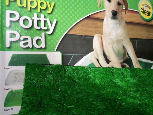 repuesto para baño ecológico puppy potty pad