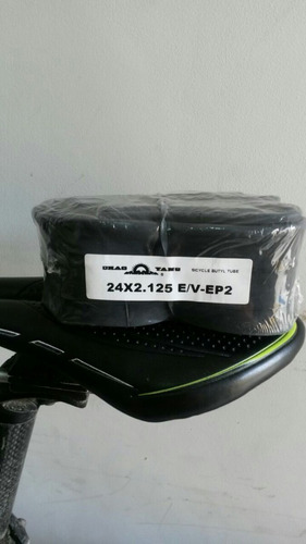 repuesto para bicicletas rin 24  cámara de aire