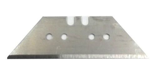 repuesto para cutter hoja trapezoidal  x 10u con expendedor