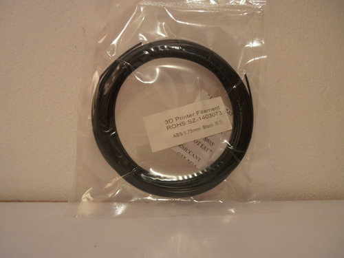 repuesto para lapiz 3d, filamento abs, 1.75 mm