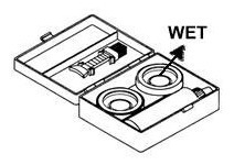 repuesto para reparador limpiador automatico de cds y dvds