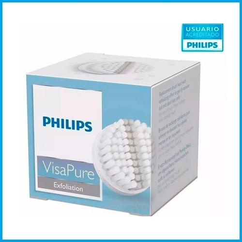 repuesto philips sc5992 cepillo visapure exfoliacion