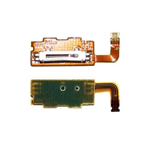 repuesto placa interna de volumen flex para nintendo 3ds xl
