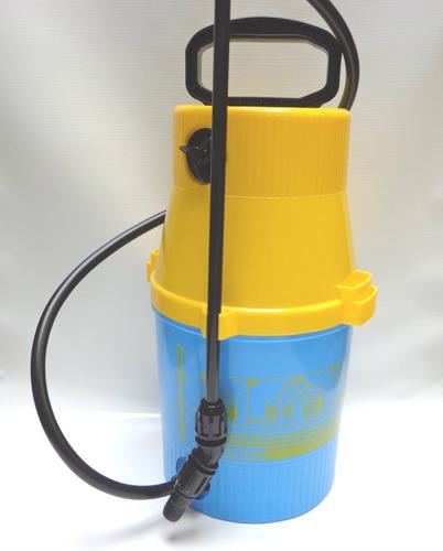 repuesto pulverizador fumigador  giber de 5-7-9 lts camara