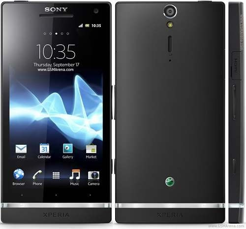 repuesto touch y lcd sony xperia s lt26i  heredia