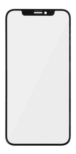 repuesto vidrio frontal pantalla reparacion iphone x 10