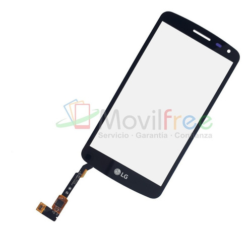 repuesto vidrio + táctil touch lg k5 movilfree