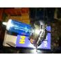 Bombillo 12 Voltios H4 3 Patas Xenon Para Motos